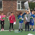 Holywell tennis coaching