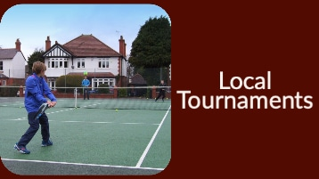 Local Tournaments